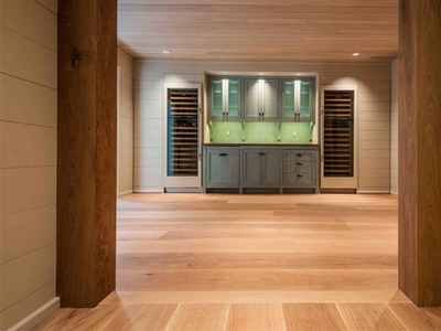 Increase the value of your home with hardwood flooring