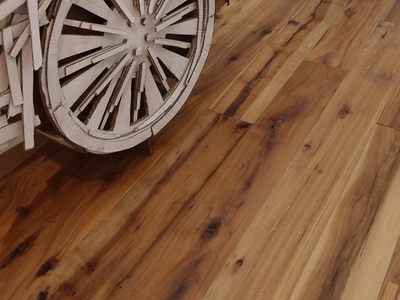 Reclaimed Hickory - Rubio Pure 2C Oil