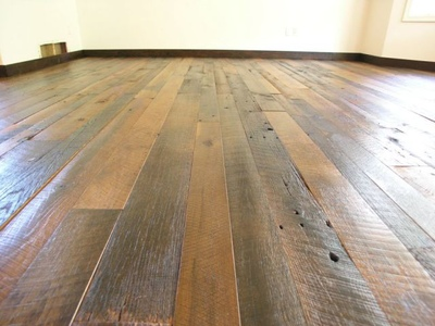 Reclaimed Oak Old Original with Waterlox Satin Tung Oil