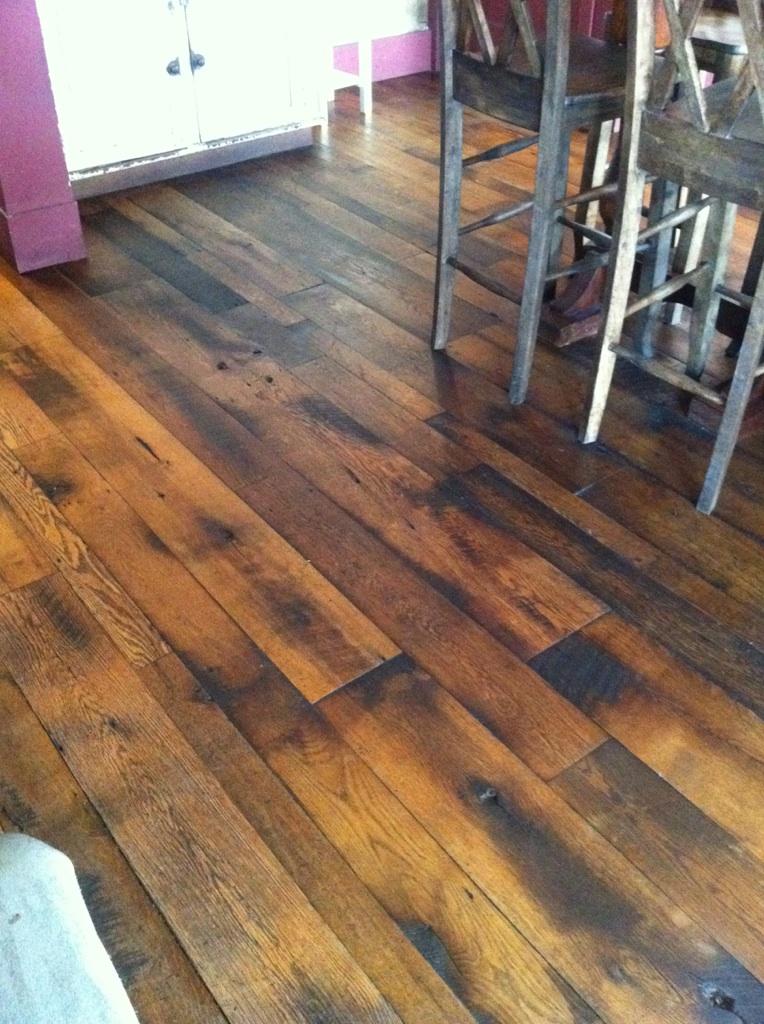 Kd Woods Company Reclaimed Oak Distressed