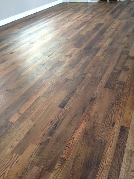 Kd Woods Company Reclaimed Oak Distressed